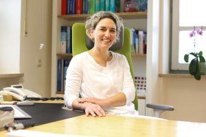 Annette Bauer, Arzt in der Gemeinschaftspraxis Soyen